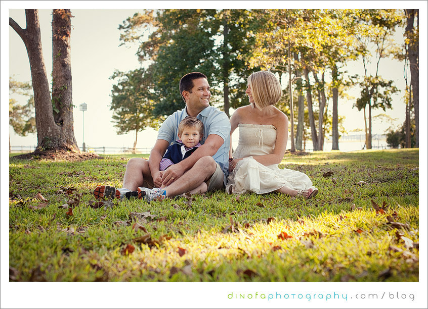 modern family portrait Lifestyle Family + Maternity Photo Session
