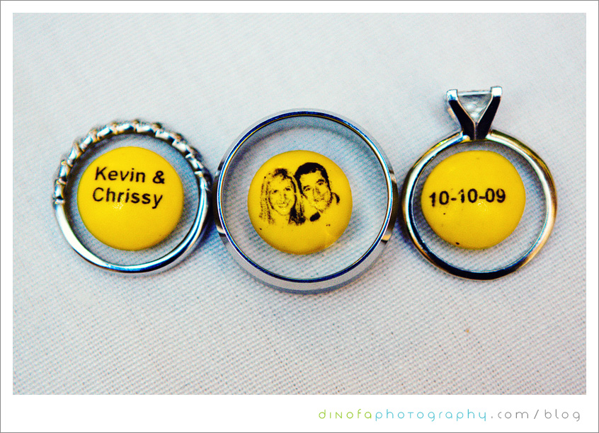 Custom MMs Wedding little mellow yellow wedding | chrissy+kevin