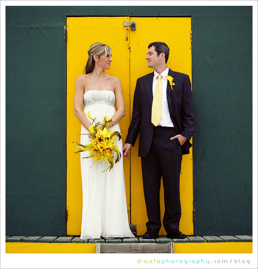Sea Isle Beach Wedding little mellow yellow wedding | chrissy+kevin
