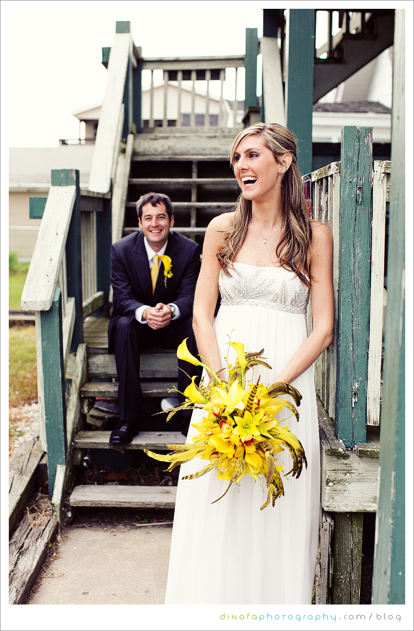 Vintage Wedding Photo little mellow yellow wedding | chrissy+kevin