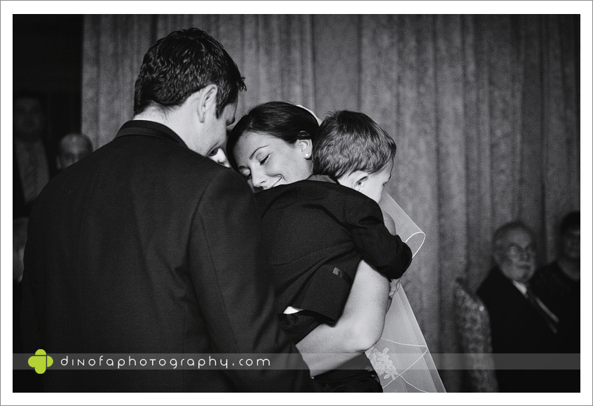 New Jersey Wedding Photographers as the ball drops | dana+dan