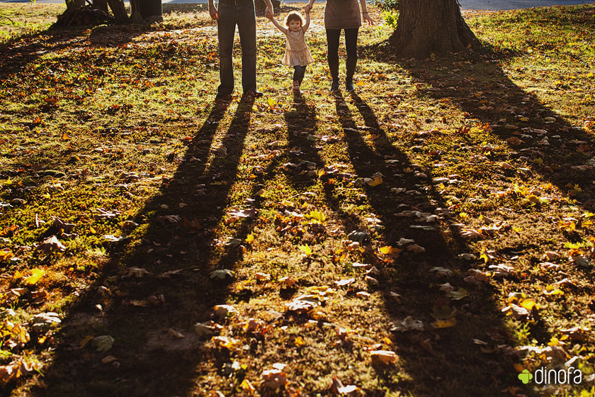 cool family pictures new jersey photographer red leaves & red curls | lily