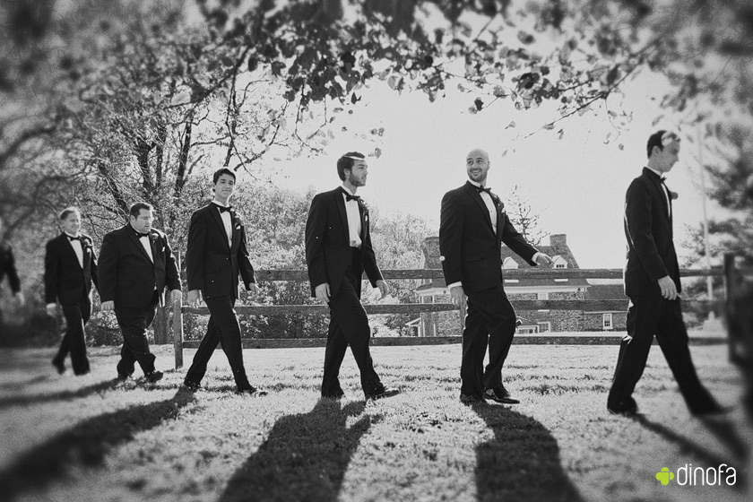 cool groomsmen pictures free as a bird | nikki+kevin