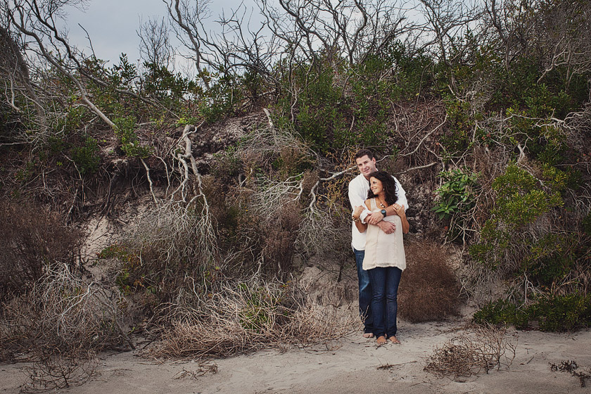 new jersey beach photographer secret nook | marisa+matt