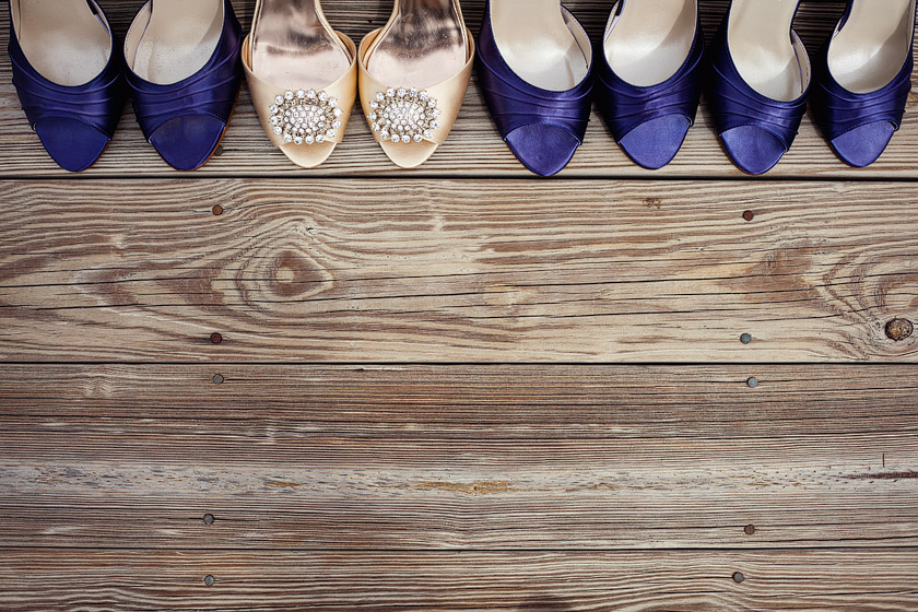 purple bridesmaid shoes  rainbow from heaven | danielle+joe