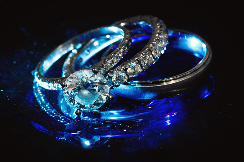 Weird Wedding Rings Wedding Design Ideas