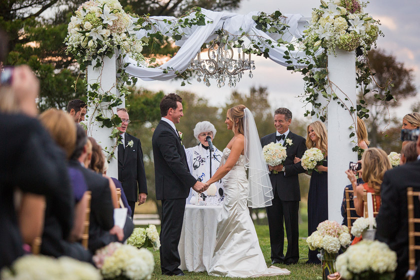 An Outdoor Wedding Ceremony At London S Hunt Club: South Jersey Outdoor Wedding Venues