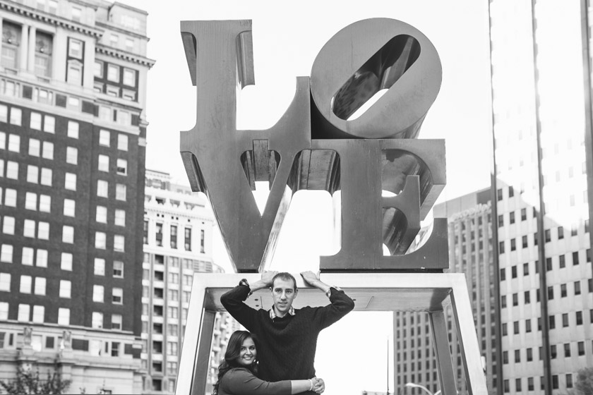 Philadelphia Engagement Photographer 11 love | amanda+matt