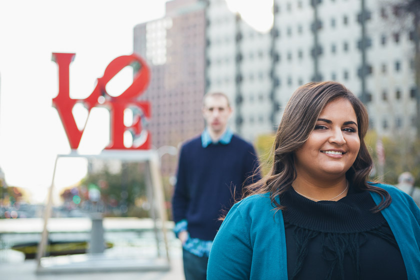 Philadelphia Engagement Photographer 12 love | amanda+matt