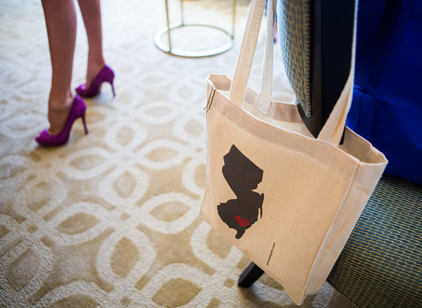 New Jersey State Tote Bag3 a look back | 2012 weddings