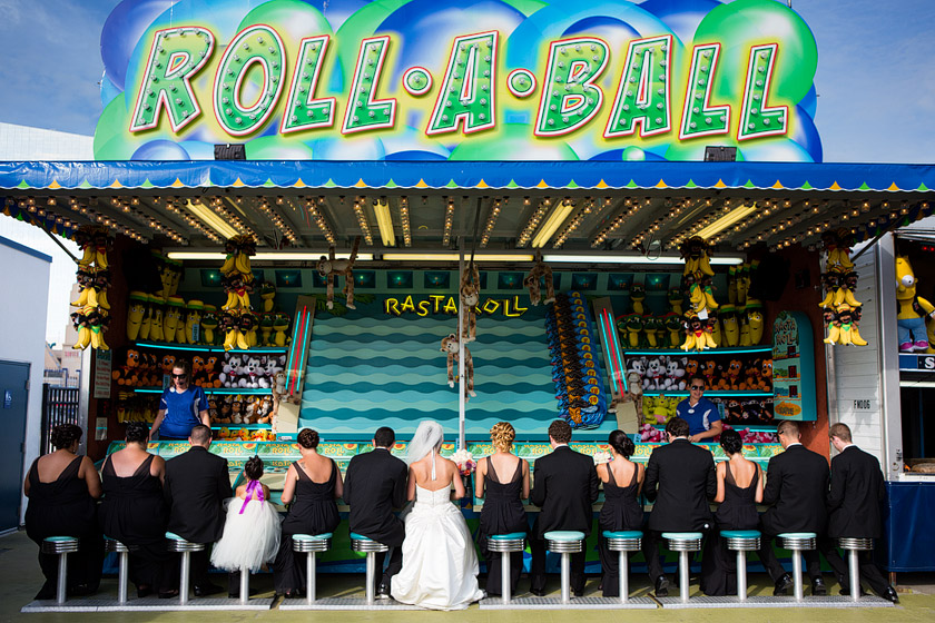 Roll A Ball Atlantic City NJ3 a look back | 2012 weddings