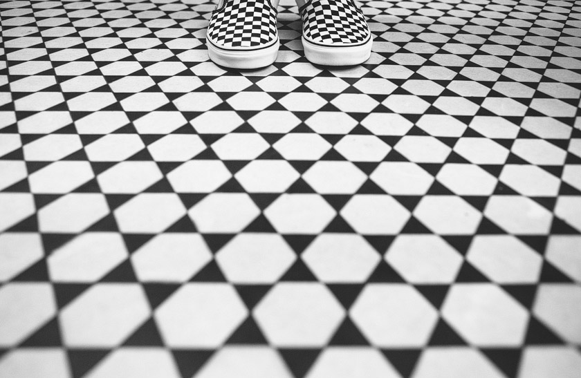 checkered vans3 a look back | 2012 weddings