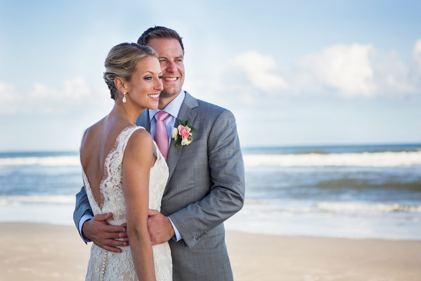 Yacht Club Stone Harbor NJ Wedding028 just married | danielle+adam