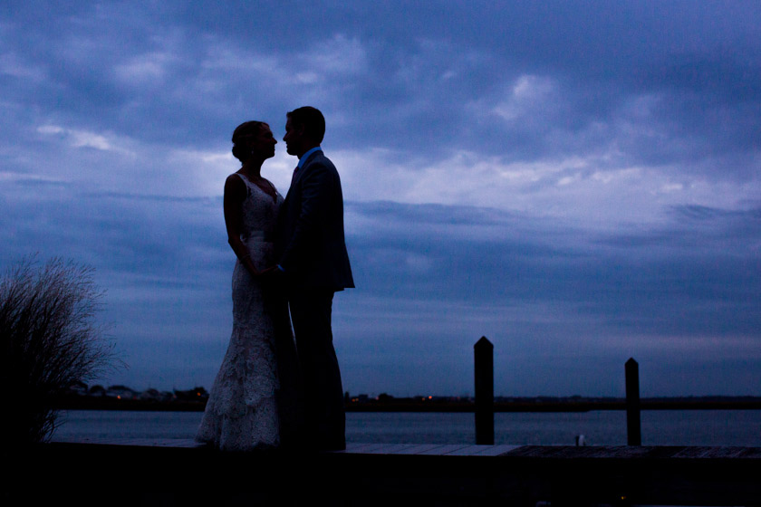 Yacht Club Stone Harbor NJ Wedding048 just married | danielle+adam